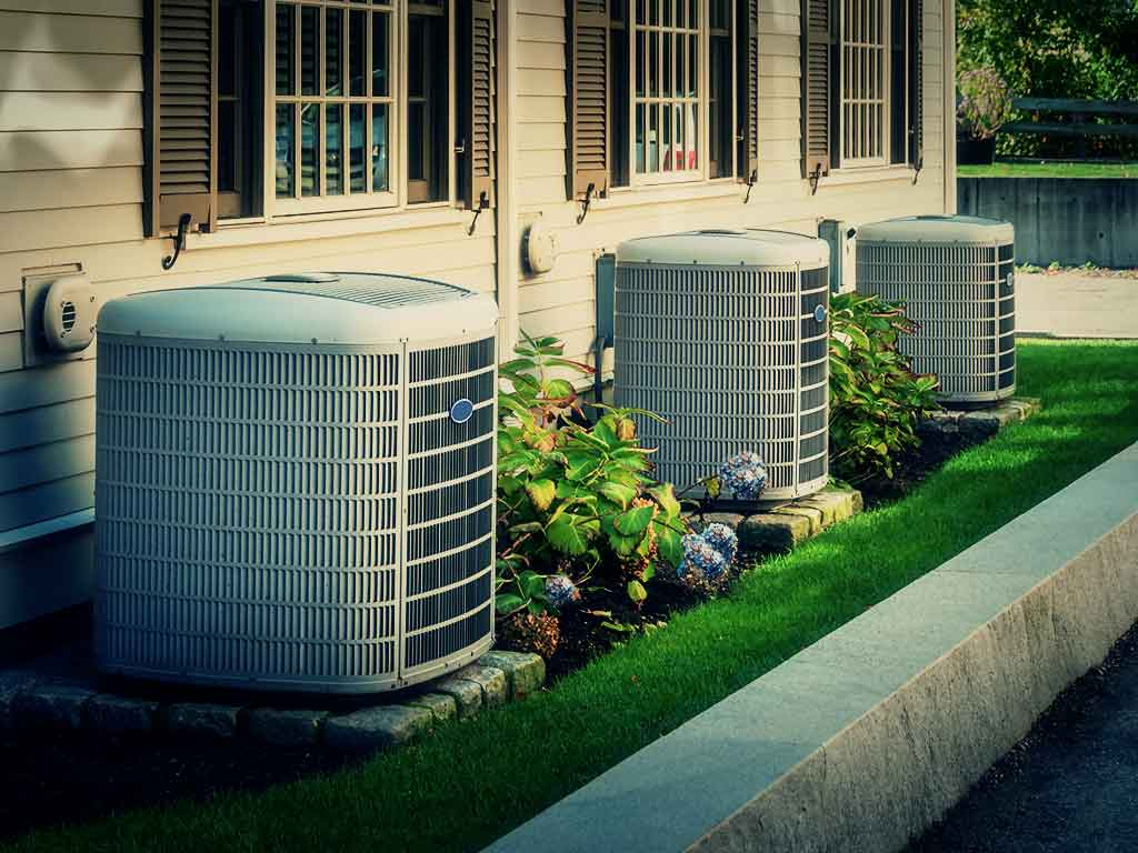 Improving Ac Energy Efficiency